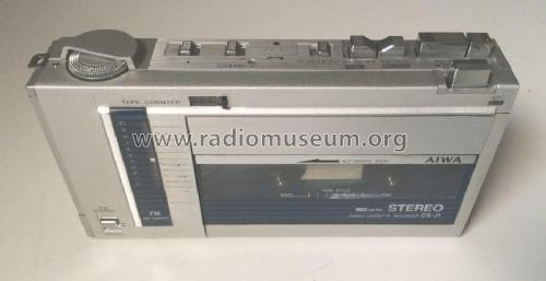 Radio Cassette Recorder CS-J1; Aiwa Co. Ltd.; Tokyo (ID = 1756990) R-Player