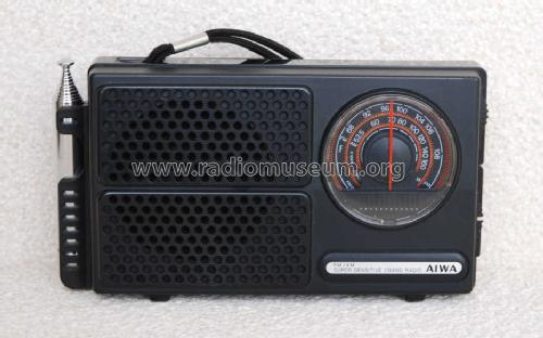FM/AM Super Sensitive 2 Band Radio AR-325Y
