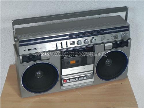 Aiwa Cassette Recorder Cassette Recorder Cs-600e