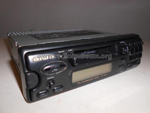 Aiwa Car Cassette Receiver