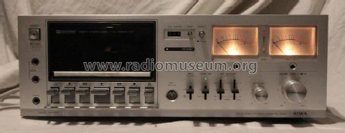 Stereo Cassette Deck AD-6500EE; Aiwa Co. Ltd.; Tokyo (ID = 2325148) R-Player