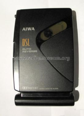 Stereo Cassette Player HS-P303; Aiwa Co. Ltd.; Tokyo (ID = 1188723) R-Player