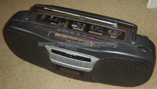 Aiwa Cassette Recorder Stereo Radio Cassette Recorder