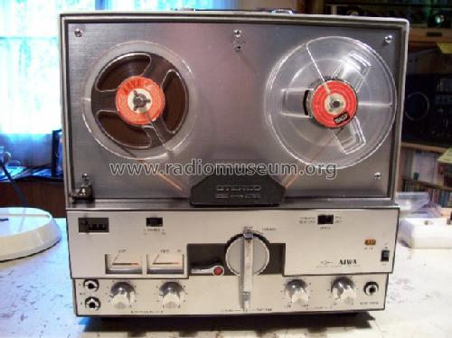 tape recorder tp 1012 r player aiwa co ltd tokyo build 1 rh radiomuseum org