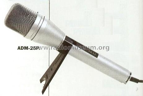 ADM-25P; Akai Electric Co., (ID = 558828) Microphone/PU
