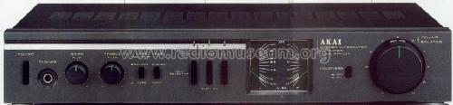 AM-U11; Akai Electric Co., (ID = 564556) Ampl/Mixer