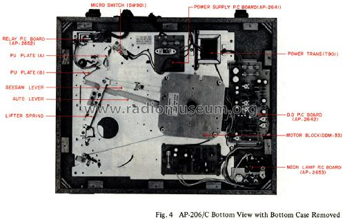ap_206_1553829 ap 206 r player akai; tokyo, build 1982 ??, 9 pictures, 19 s Basic Electrical Wiring Diagrams at mifinder.co
