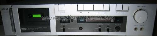 CS-F12; Akai Electric Co., (ID = 661658) R-Player