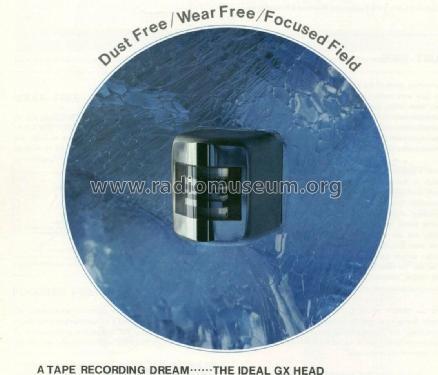 magnetic head gx head glass and xtal microphone pu akai magnetic head gx head glass and xtal ferrite head akai tokyo