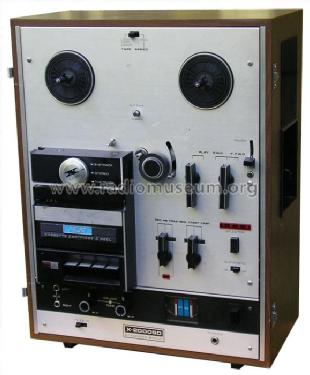Multi-Purpose Tape Recorder X-2000SD; Akai; Tokyo (ID = 259476) R-Player