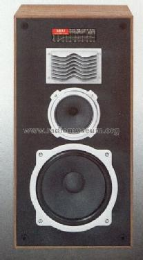 SR-H40; Akai Electric Co., (ID = 562407) Speaker-P