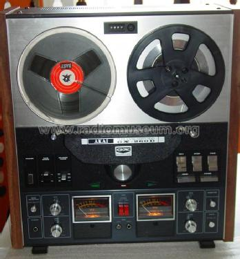 Stereo Tape Deck GX-260D; Akai Electric Co., (ID = 116368) R-Player