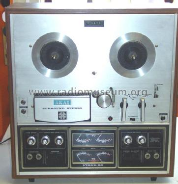Surround Stereo 1730D-SS R-Player Akai, Tokyo, build 1972, 3