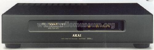 Video Cassetten Recorder VS-F1000; Akai Electric Co., (ID = 1283815) R-Player