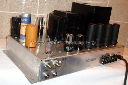 Organ Amplifier C-3 Ampl/Mixer Allen Organ Company