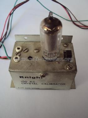 Knight 100 KC Crystal Calibrator ; Allied Radio Corp. (ID = 1001050) Equipment
