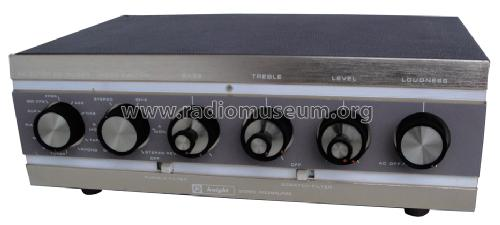 Knight Stereo Preamplifier KP-50 83YX768; Allied Radio Corp. (ID = 1415217) Ampl/Mixer