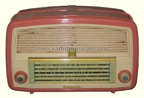 Radiola 573MA; Amalgamated Wireless (ID = 1514983) Radio
