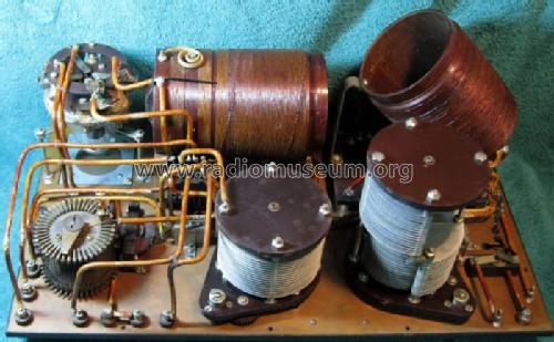 Navy Receiver SE-1420 Type B Radio Amrad Corporation;