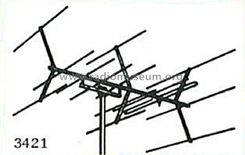 ukw antenne 3421 antenna antennenwerke bad blankenburg th r. Black Bedroom Furniture Sets. Home Design Ideas