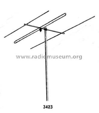 ukw antenne 3423 antenna antennenwerke bad blankenburg th r. Black Bedroom Furniture Sets. Home Design Ideas
