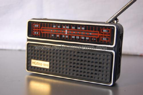 HGSSD-900; APF Far East Ltd., (ID = 1379874) Radio