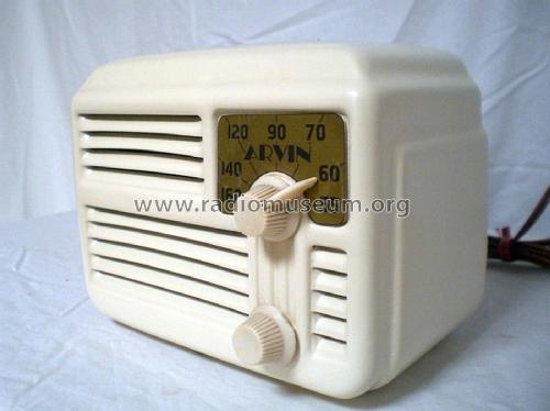 444A Ch= RE-200; Arvin, brand of (ID = 2270326) Radio