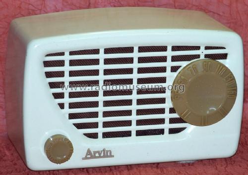 Schema Elettrico Per Metal Detector : 540t ch= re 278 radio arvin brand of noblitt sparks industr