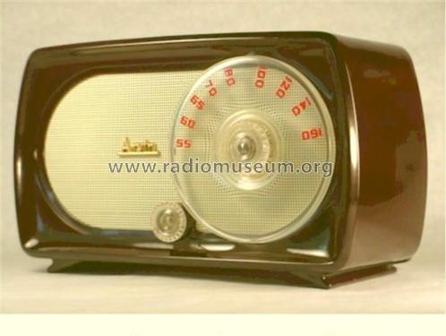 850T Ch= RE375; Arvin, brand of (ID = 119104) Radio