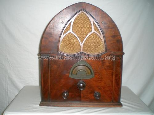 84 Golden Voice; Atwater Kent Mfg. Co (ID = 2294933) Radio