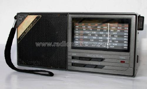 9 Band World Receiver ; AudioTon Grünwald (ID = 489622) Radio