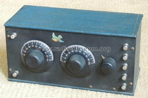 Blue Bird ; Automatic Radio Mfg. (ID = 1860831) Radio
