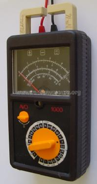 AvoMeter ATR 1000 HD; AVO Ltd.; London (ID = 1265882) Equipment