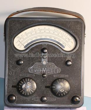 Universal AvoMeter Model 40; AVO Ltd.; London (ID = 2387847) Equipment