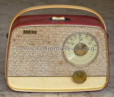 Alba 22; Balcombe Ltd., Brand (ID = 583338) Radio