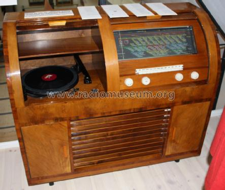 grand prix 44rg radio bang olufsen b struer build 1944. Black Bedroom Furniture Sets. Home Design Ideas