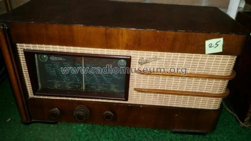 unknown 8 ; Barco, Belgian (ID = 2245669) Radio