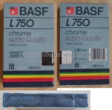 Beta ß Video Cassette All Misc BASF, Badische Anilin- & Soda