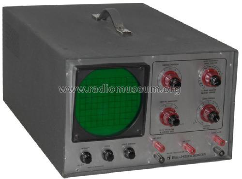 Building A Oscilloscope : Oscilloscope kit bell howell wheeling illinois build
