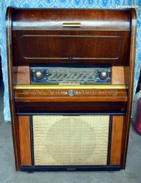 Radiobell RB317G; Bell Telephone Mfg. (ID = 2126448) Radio