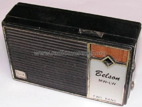 Belson Six; Belson brand, (ID = 1034151) Radio