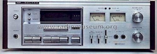 Stereo Cassette Deck M1150; Beltek Corporation; (ID = 799061) R-Player