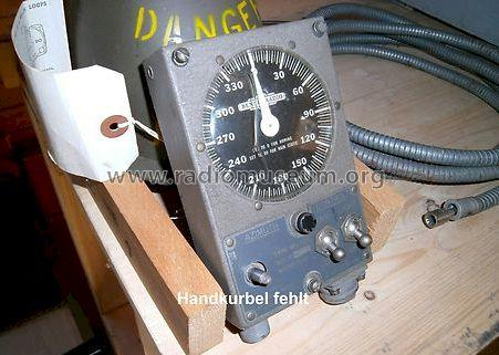 rotatable_loop_unit_mn_20e_1213947 rotatable loop unit mn 20e antenna bendix radio division; ba  at aneh.co