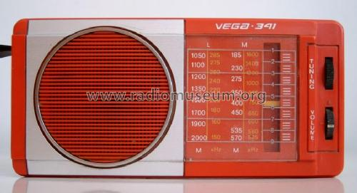 Vega {Вега} 341 ; Berdsk Radio