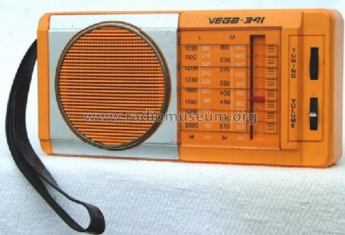 Vega {Вега} 341 Radio Berdsk