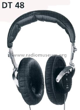 Stereo Headphones DT48S; Beyerdynamic; (ID = 1608340) Speaker-P