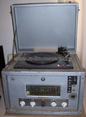 Public Address System ; Bland Radio Ltd; (ID = 2387058) Ampl/Mixer