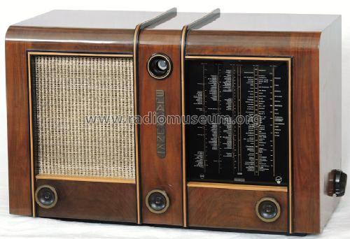 8W748; Blaupunkt Ideal, (ID = 1472639) Radio
