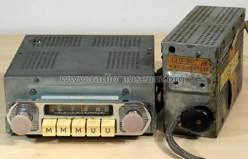 A453; Blaupunkt Ideal, (ID = 108903) Car Radio