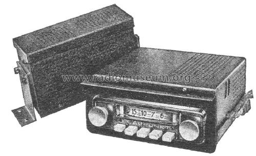 A52E; Blaupunkt Ideal, (ID = 156906) Car Radio